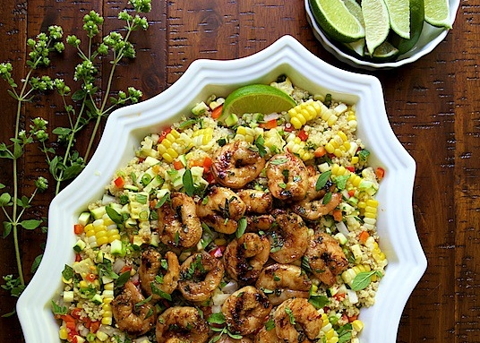 Chopped-Mexican-Quinoa-Salad-with-Chili-Lime-Shrimp-by-The-Cafe-Sucre-Farine