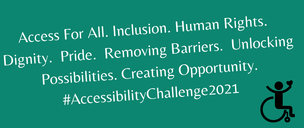 Accessibility Challenge Banner