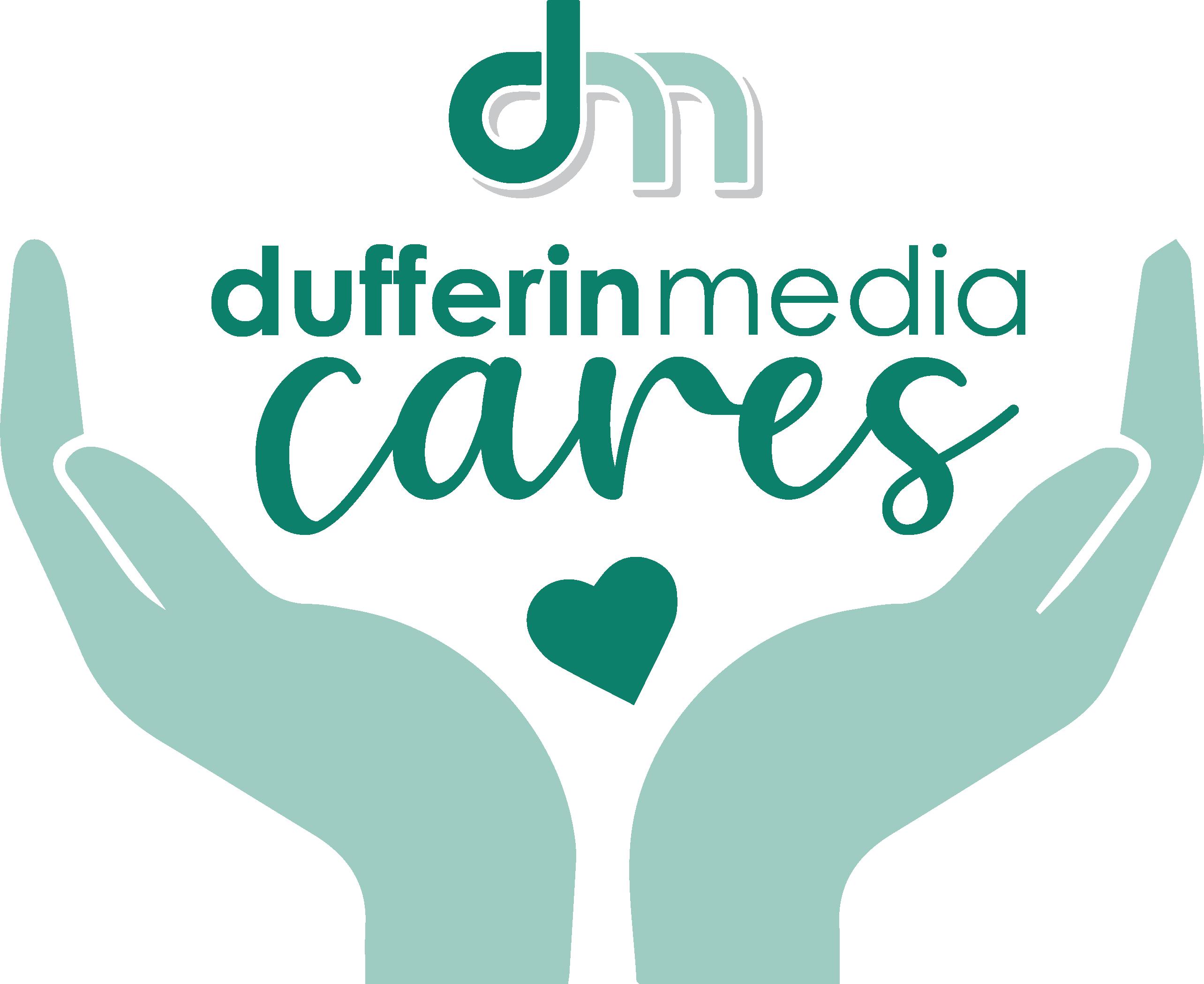 Deferrin Media Cares Logo