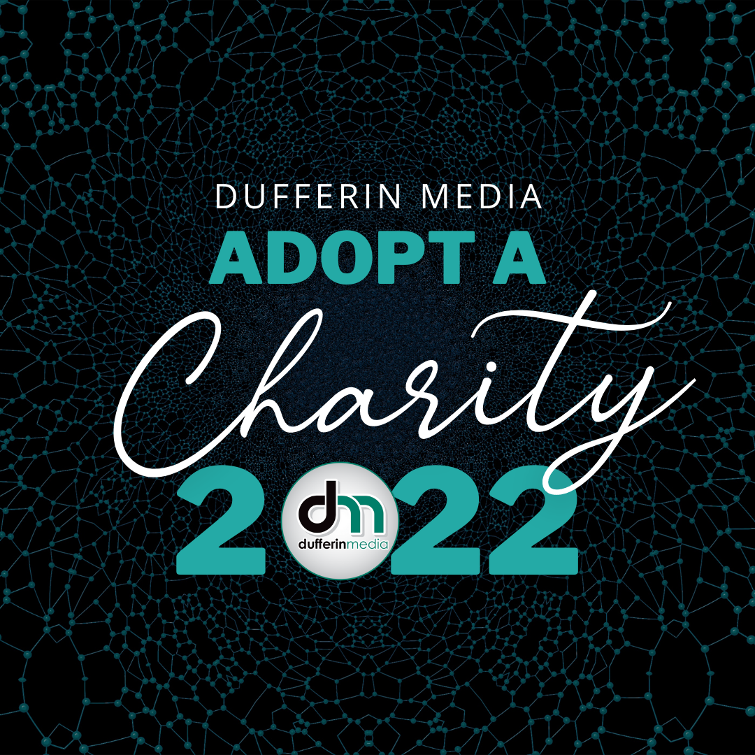 Adopy a Charity 2022 Poster