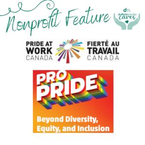 nonprofit feature pride at work