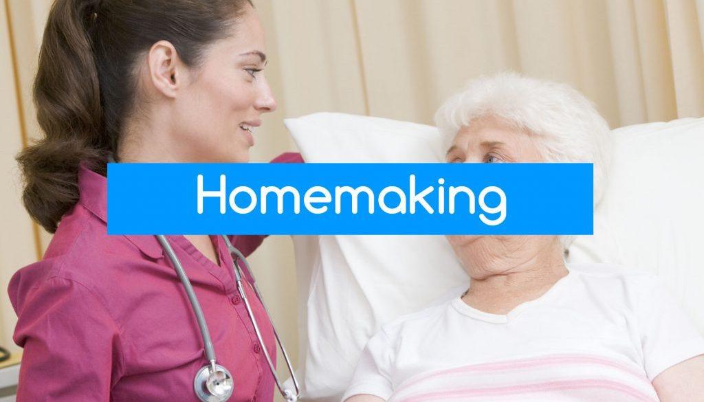 Elders Helpers Services Homemaking Housekeeping Chores Help Around the Home for Seniors Grand Rapids MI