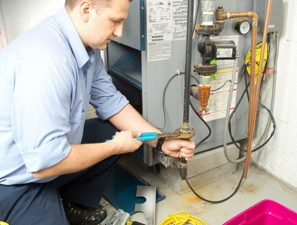 Service Technicians - Energy Construction Services Inc. Boiler Rental