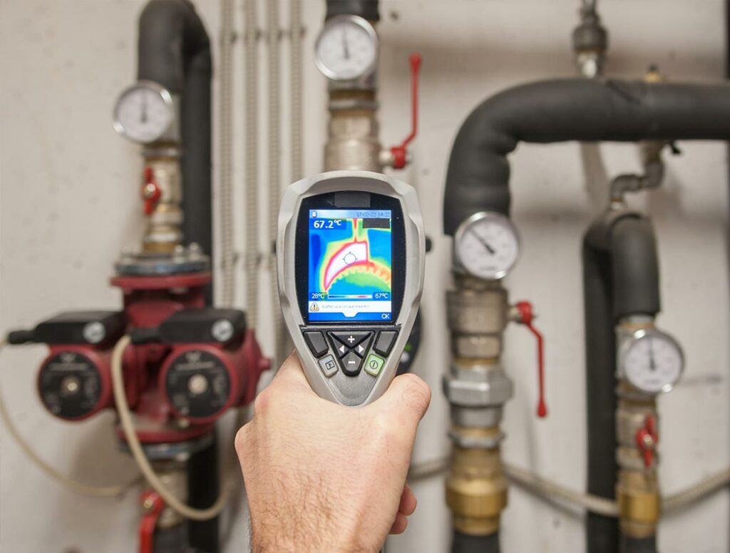 Thermal Imaging - Energy Construction Services Inc.
