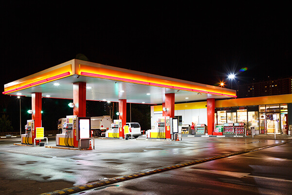 Gas Station Gallery