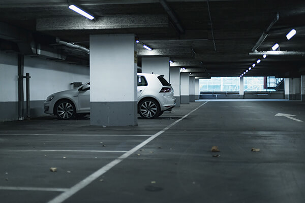 Parking Lot Gallery