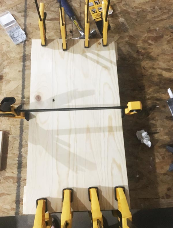 more on point clamping