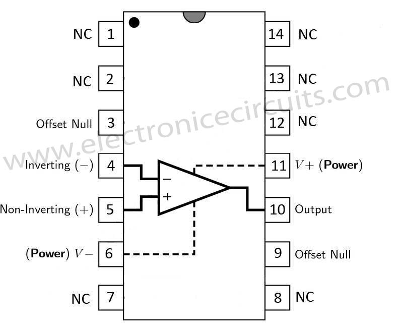 741-14-pin-configurations-top-view