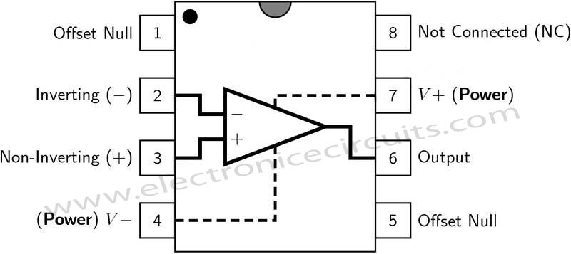 741-8-pin-ic-configurations-top-view