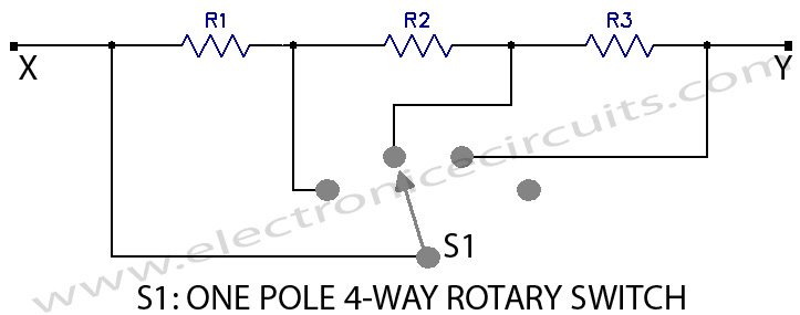 crossover attenuation circuit to tweeter's output  reduce