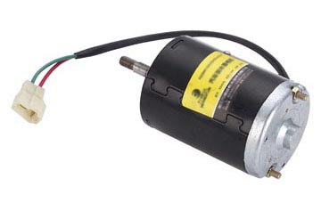 Toy DC Motor Control