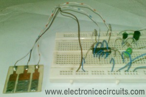 4011 Touch Control Switch