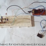 FET Audio Mixer and Switch Circuit