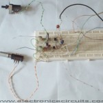 FET Audio mixing and switching Circuit