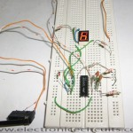 Electronic Coin Toss Circuit
