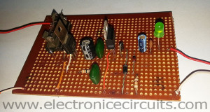 lm7805 5V Regulated Power Supply Overvoltage overcurrent Protection Circuit