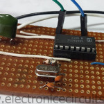 1 kHz Crystal Oscillator Circuit CD4060