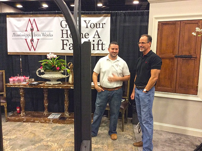 Iron Entry Doors of Mississippi