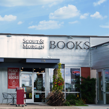 Contact Scout & Morgan Books