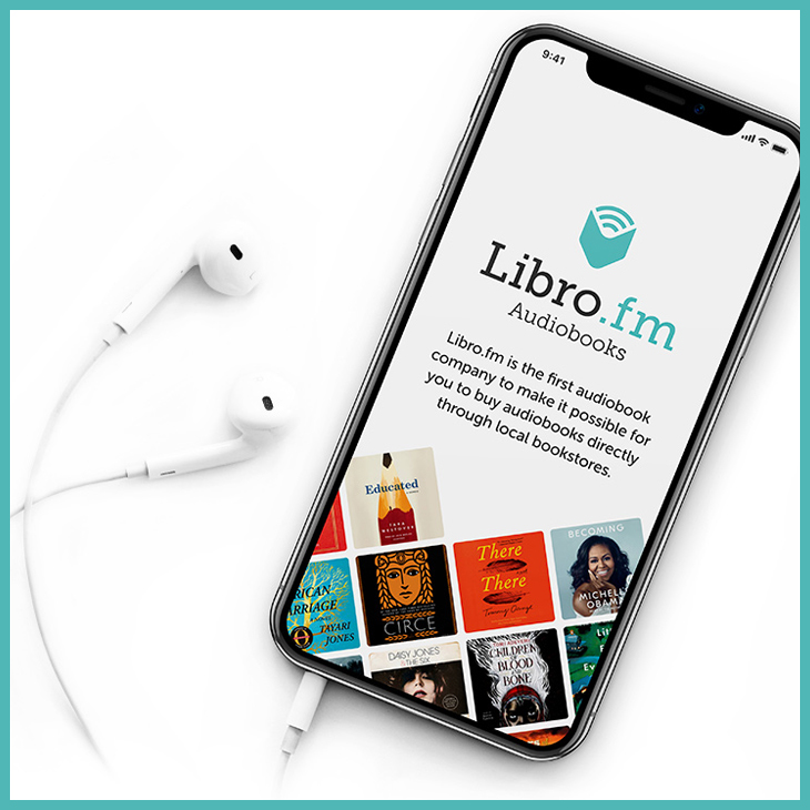 LibroFM | Scout & Morgan Books