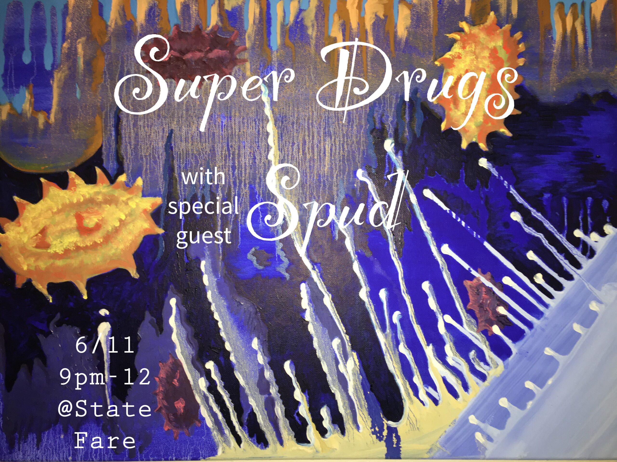 Super Drugs with Spud