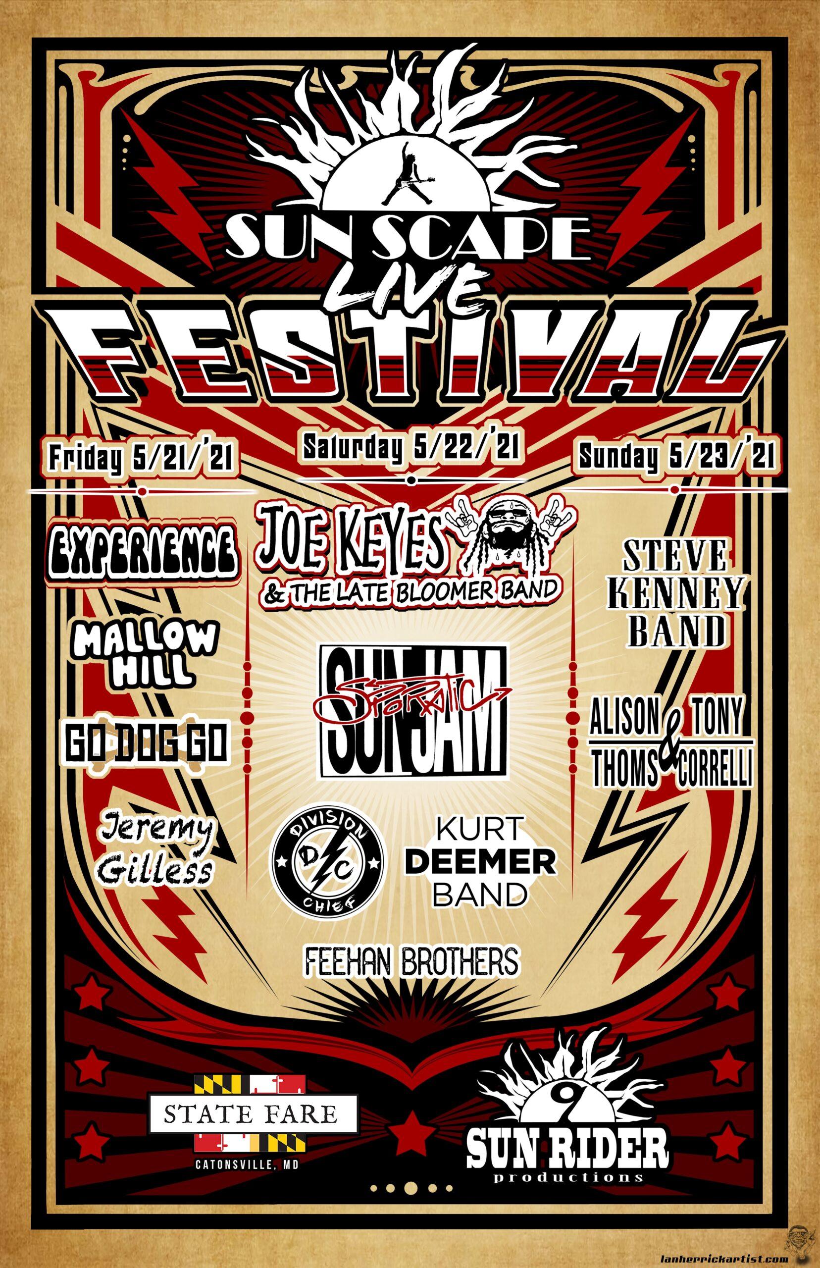 Sun Scape Live Festival 2021