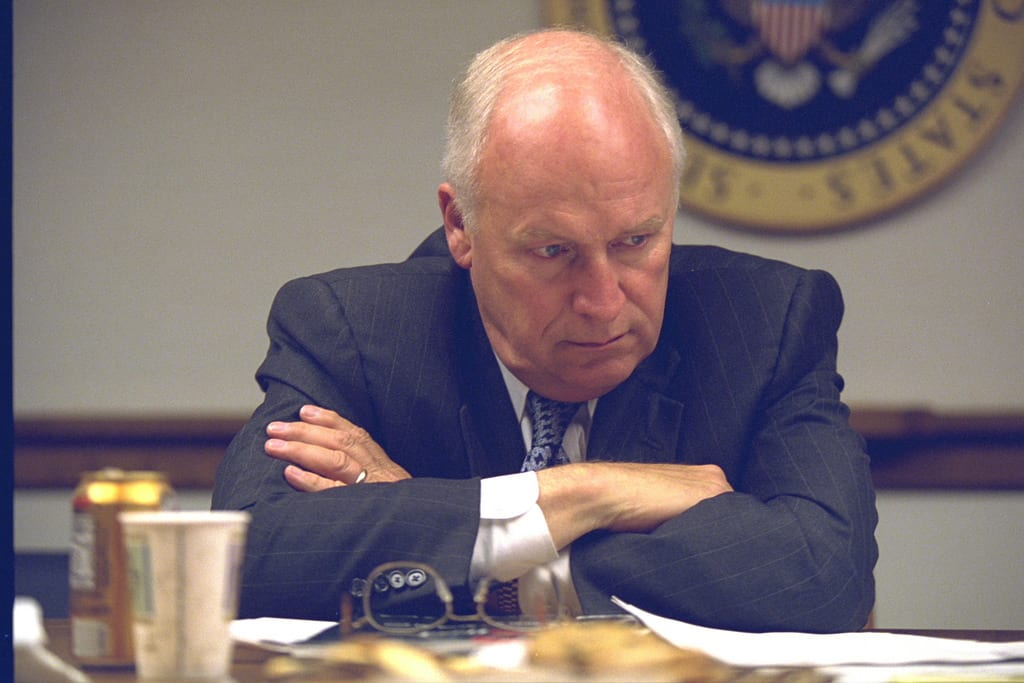 Dick Cheney, 9/11, US National Archive