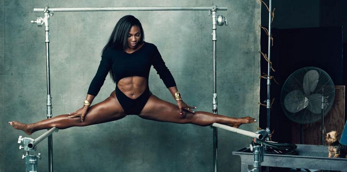 Serena WIlliams   Norman Jean Roy for New York Mag