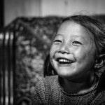 Tibetan girl   Foraggio Photographic