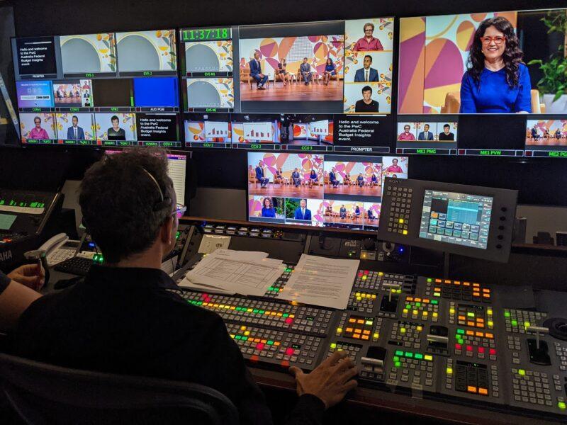 Studio T Control Room | Foraggio Photographic