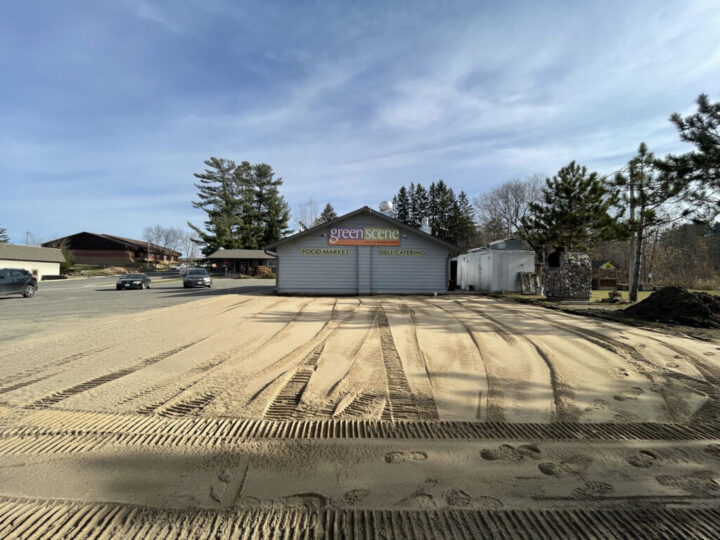 Ground Leveling with Curt Geiger