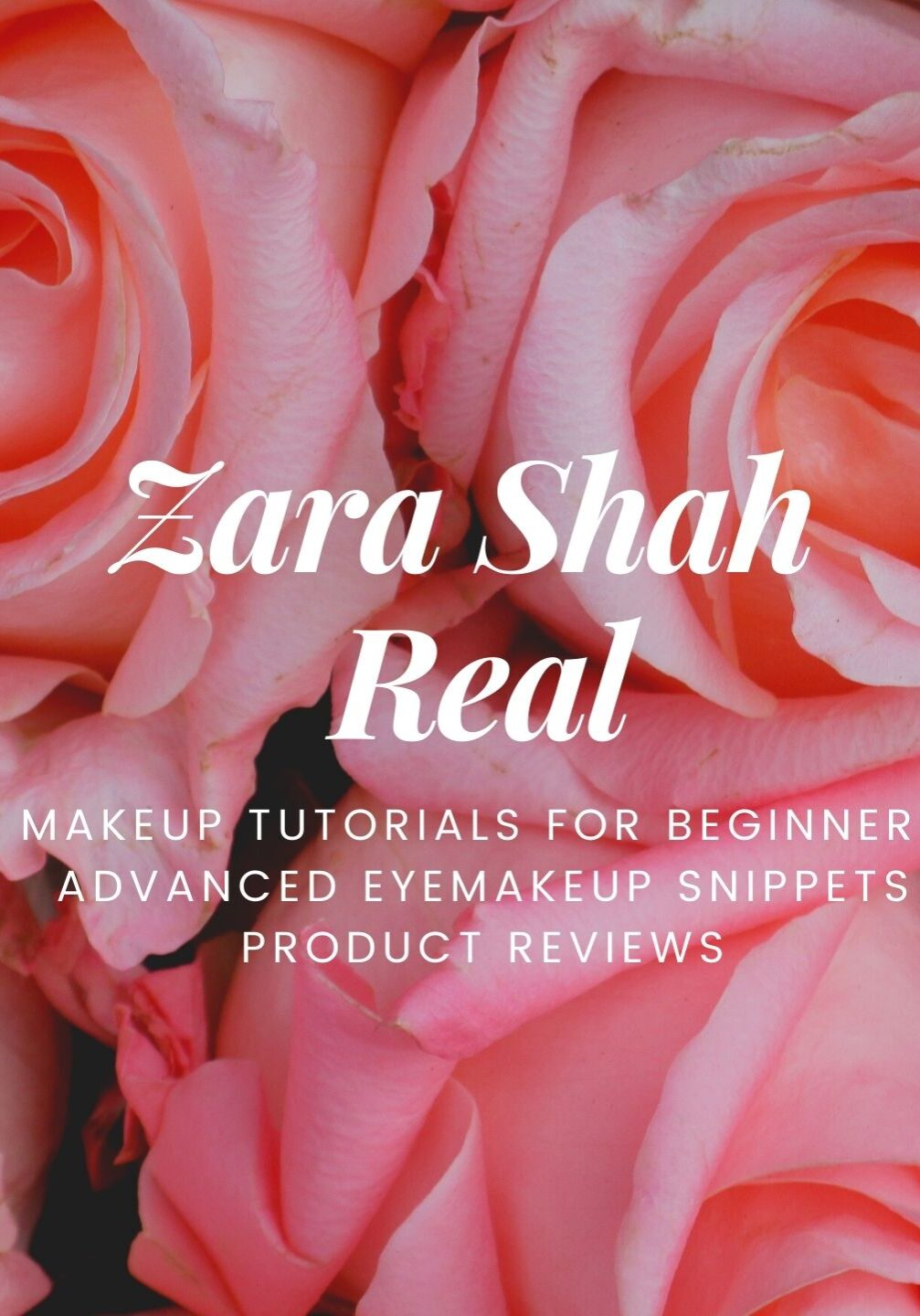 ZS real pink roses