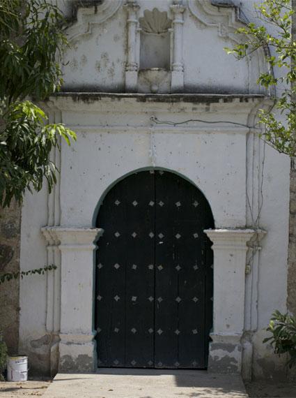 The Cathedral of Santa Ana del Rio