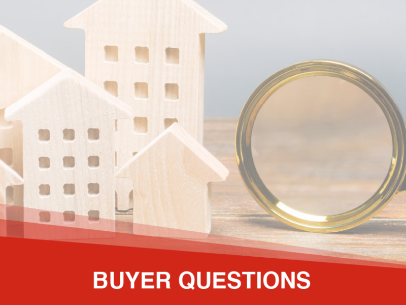 15 Home Buyer Questions