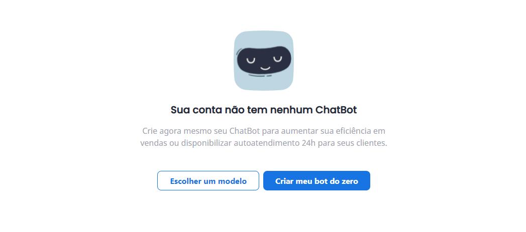 Chatbot WhatsApp da Octadesk