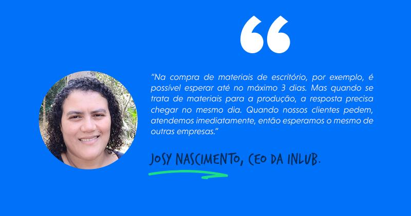 Josy Nascimento Quote