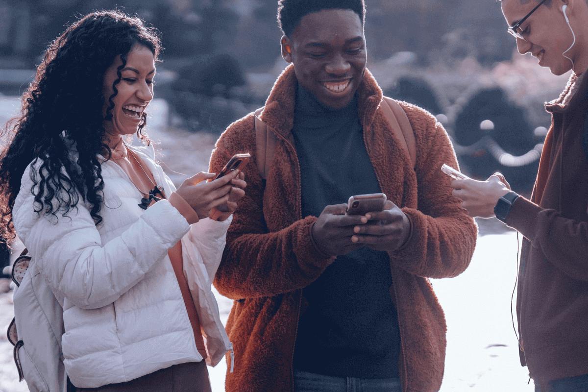 Disparo de mensagem em massa no WhatsApp