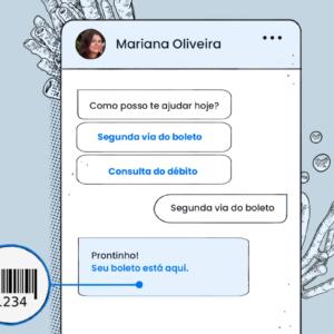 Chatbot de autoatendimento