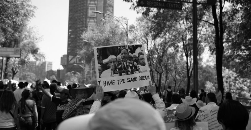 Martin Luther King jr Protest