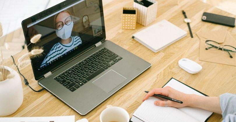 organized online meetings