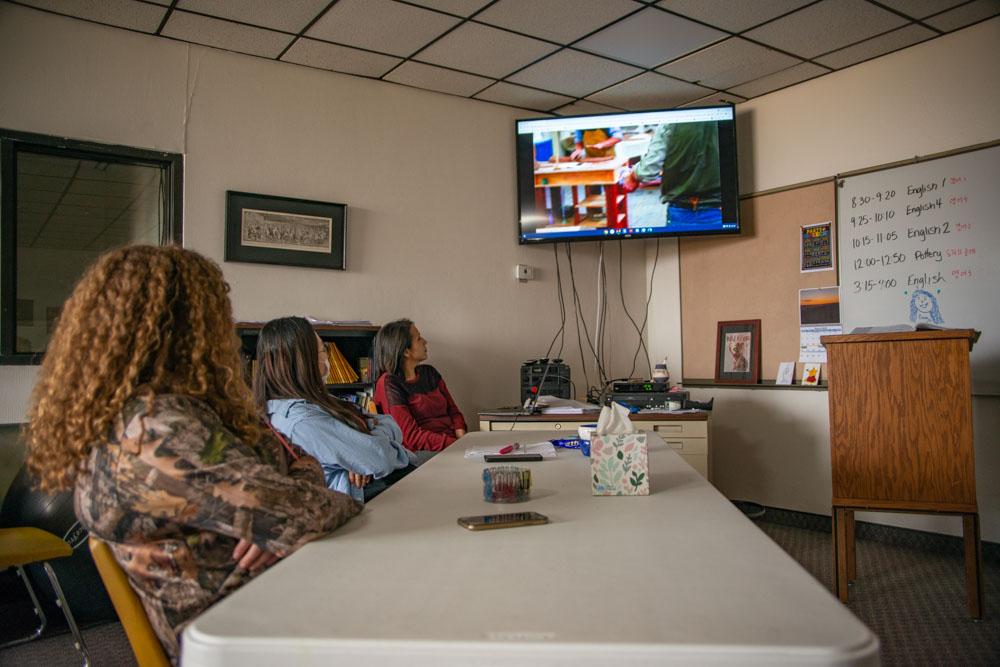 Online learning at Dakota Adventist Academy