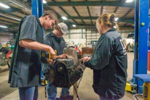 Auto Tech Program Dakota Adventist Academy