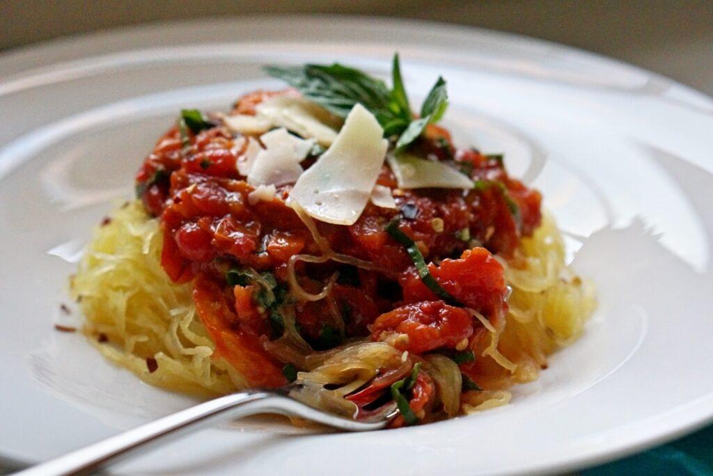 Garden Roasted Tomato Sauce