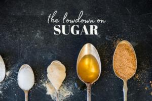 The Lowdown on Sugar