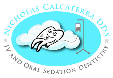 Connecticut dentist providing IV and oral sedation - like a tooth in the clouds