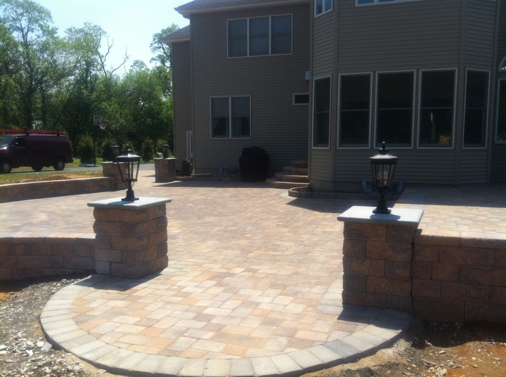 Concrete Patio Holmdel NJ 07733