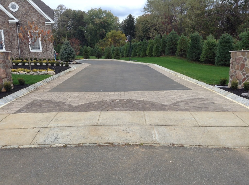 paver driveways in Morganville NJ