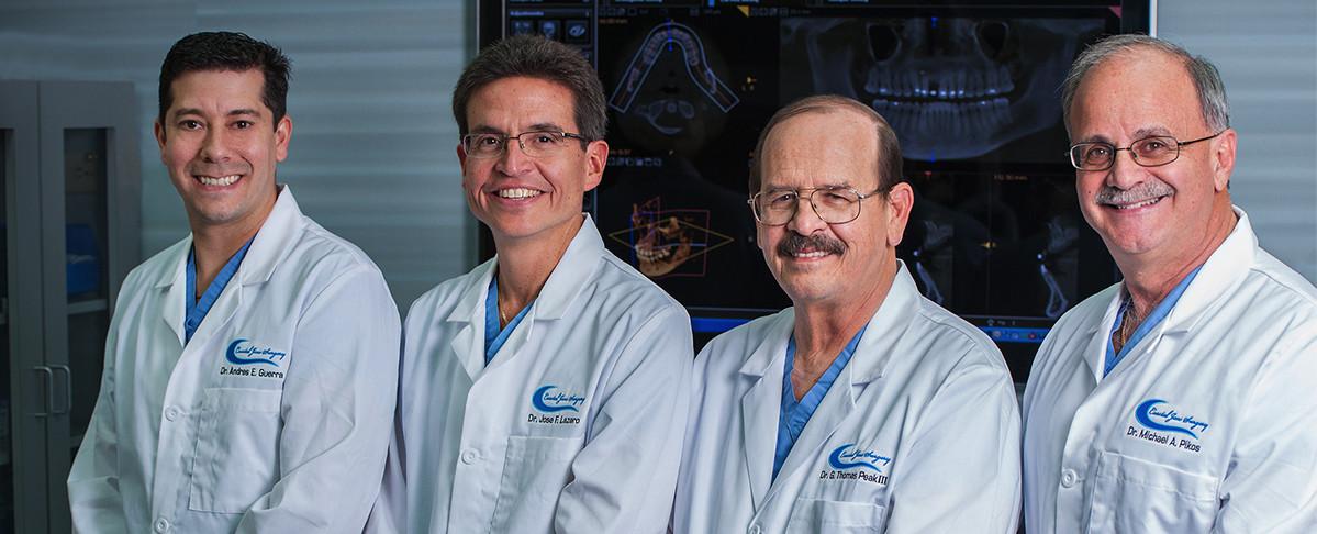 Coastal Jaw Surgery Doctors