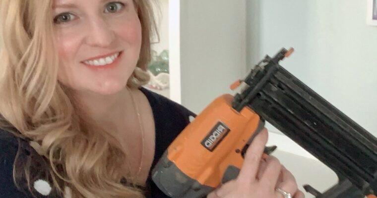 Home Office Bookshelf DIY | Week 3 of One Room Challenge