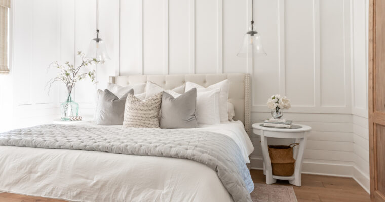 Make your bedroom a cozy retreat